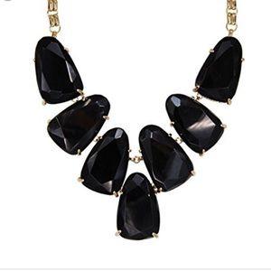 Kendra Scott Harlow Necklace in Black
